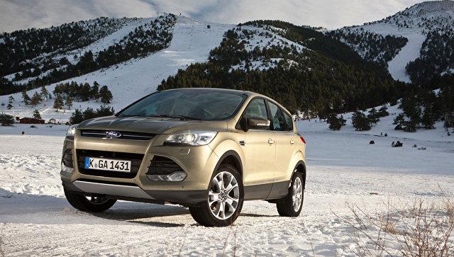 Ford отзовет в России более 15 000 автомобилей