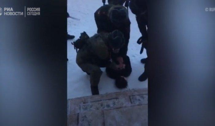 ВБурятии арестован подросток, совершивший нападение нашколу