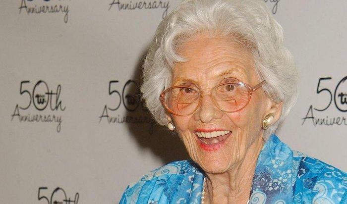 Cтарейшая голливудская актриса скончалась ввозрасте 105лет