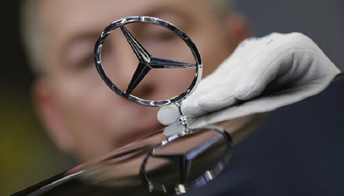 ВРоссии отзывают более 6,6тысячи автомобилей Mercedes-Benz