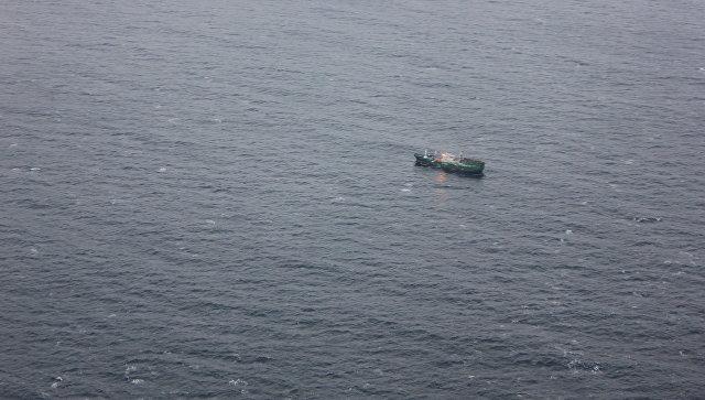 ВПриморье пропало рыболовецкое судно с21человеком наборту