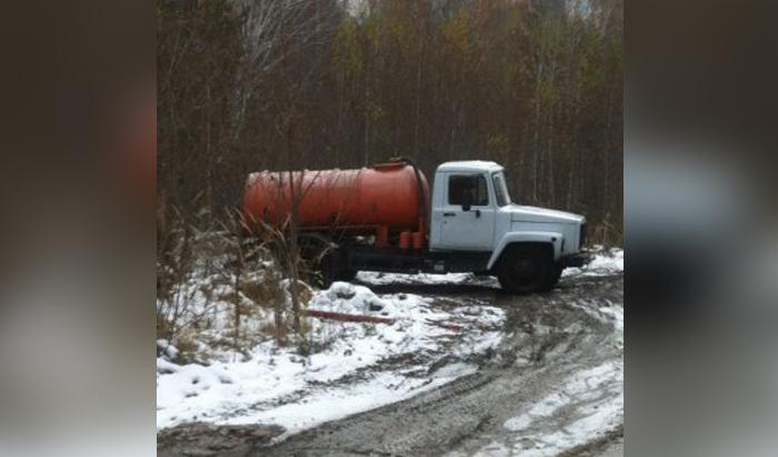 ВКрасноярском крае директорпредприятия ЖКХ обвиняется внезаконной ликвидации отходов