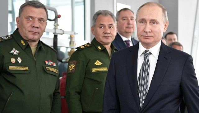 Путин предложил создать гражданский сверхзвуковой самолет