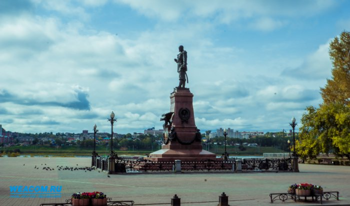 В марте жители Иркутска выберут общественные пространства для благоустройства города