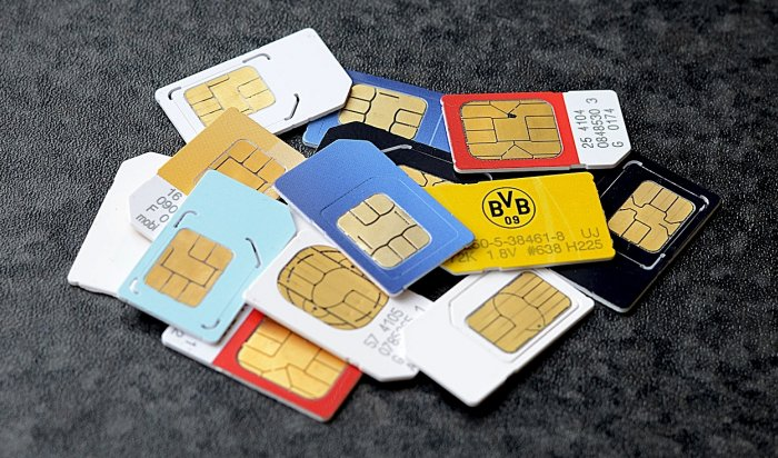 В Иркутске полицейские изъяли свыше 1000 незарегистрированных сим-карт