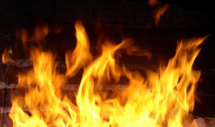 В Боханском районе при пожаре в жилом доме погибли мужчина и две женщины