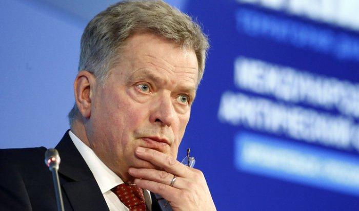Саули Ниинисте победил навыборах президента Финляндии