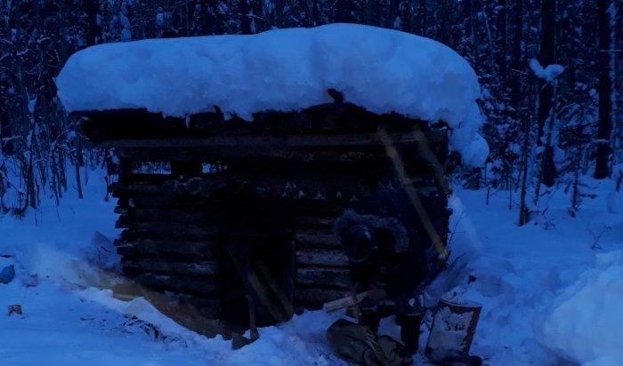 В Усть-Илимском районе мужчина получил обморожение конечностей, пробыв несколько дней в тайге