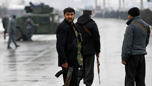 Террористы ИГИЛ напали на военную академию в Кабуле