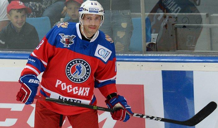 Дацюк станет капитаном российской команды на Олимпиаде-2018