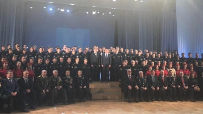 В ИрНИТУ открылась  военная кафедра