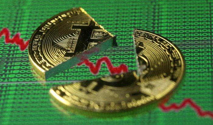 Курс биткоина упал ниже 10тысяч долларов