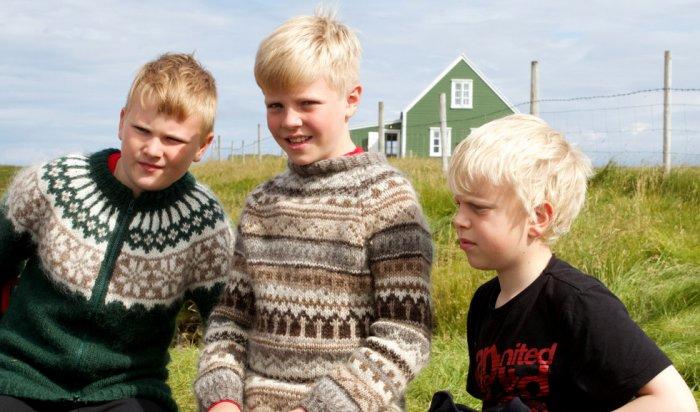 Власти Исландии запретили называть детей именем Андрей