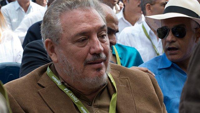 Старший сын Фиделя Кастро покончил жизнь самоубийством
