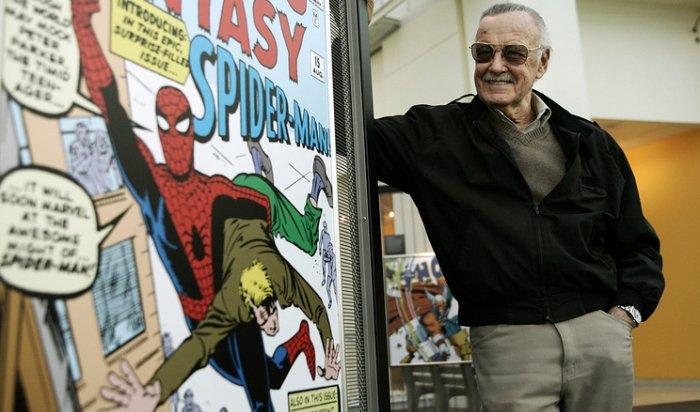 Создатель Человека-паука и Людей Икс госпитализирован в больницу