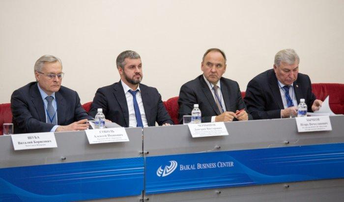 Новым президентом Союза «Торгово-промышленной палаты Восточной Сибири» стал Алексей Соболь