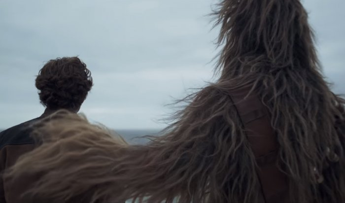 1-ый тизер «Хан Соло: Звездные войны. Истории» нарусском