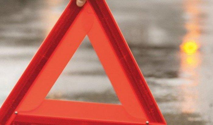 ВБратском районе под колесами «МАЗа» погиб водитель