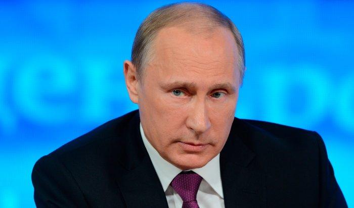 Владимир Путин собирается посетить Иркутск в ближайший месяц
