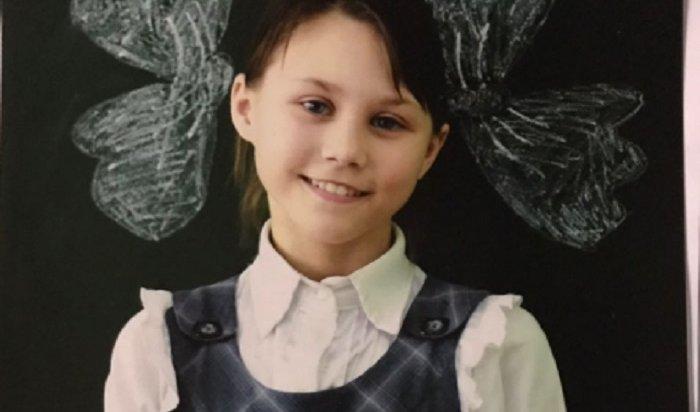 В Иркутске найдена без вести пропавшая 12-летняя девочка