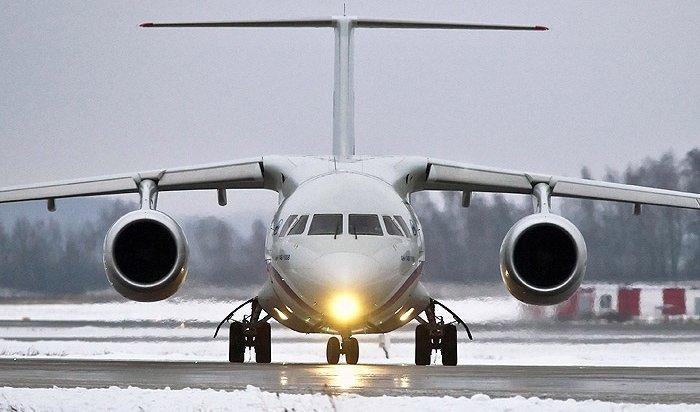 ВПодмосковье разбился пассажирский самолет Ан-148
