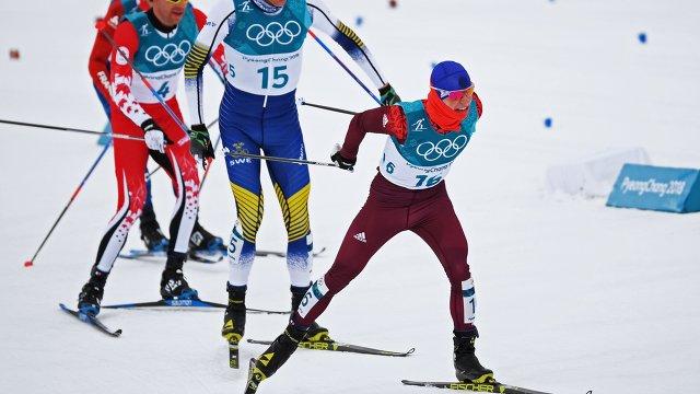 Россиянин Денис Спицов занял четвертое место всоревнованиях поскиатлону