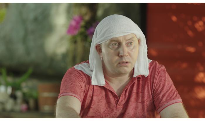 Сергей Бурунов: «СДиКаприо работаю уже 11лет»