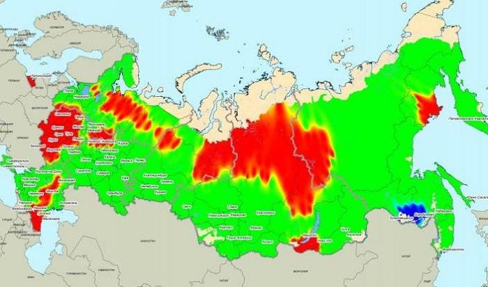 Авиалесоохрана: лесные пожары вИркутской области могут начаться вапреле
