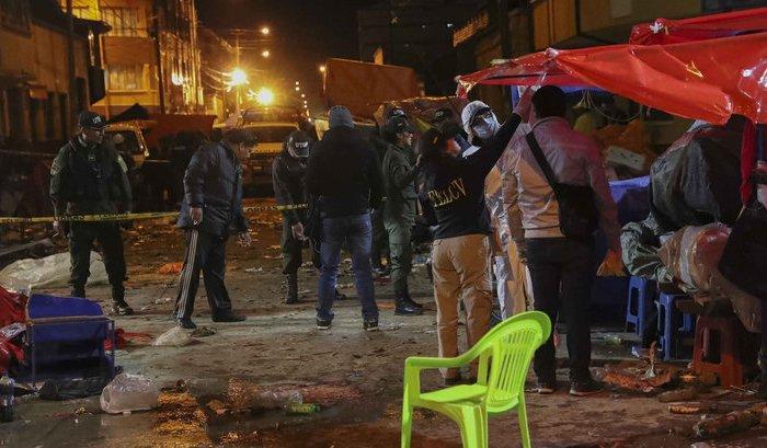 ВБоливии при взрыве накарнавале погиб 21человек