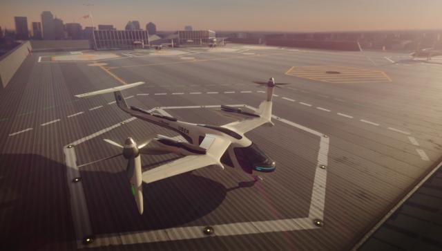 ВUber рассказали опроекте посозданию «летающих такси»