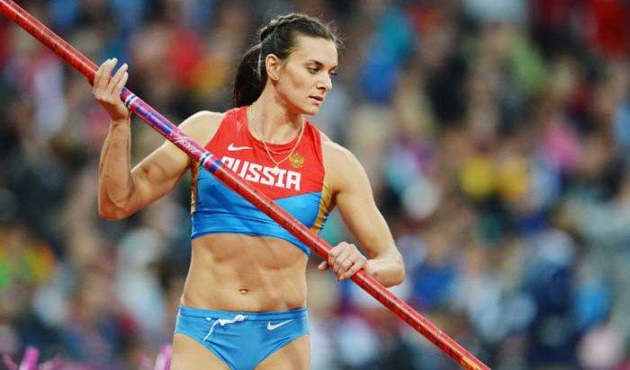 Двукратная олимпийская чемпионка Елена Исинбаева родила сына