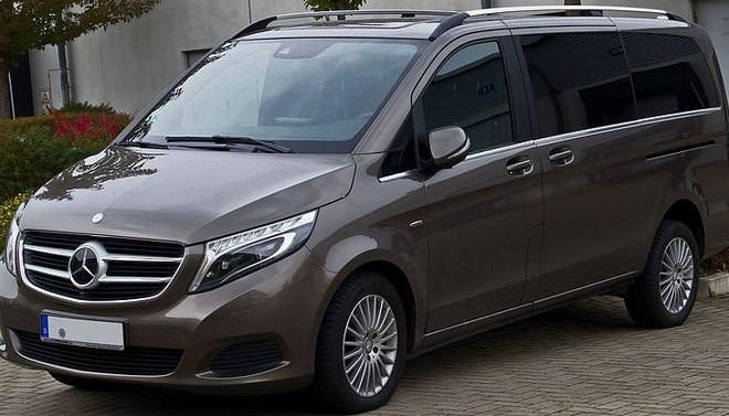 ВРоссии отзывают почти 1,5тысячи минивэнов Mercedes-Benz