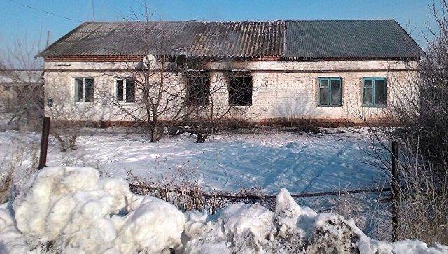 ВСамарской области молодой мужчина поджег дом сженой и детьми