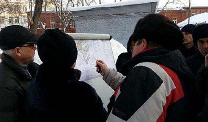 ВПравобережном округе Иркутска отремонтируют 19дворов в2018году