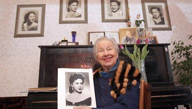 Скончалась оперная певица Тамара Нижникова