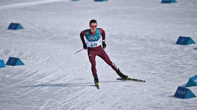 Лыжник Денис Спицов завоевал «бронзу» виндивидуальной гонке