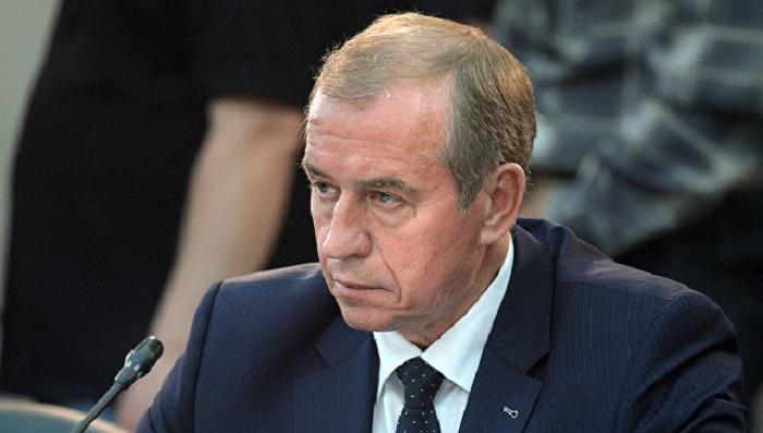 Губернатор Приангарья Сергей Левченко, находясь вСочи, отказался комментировать слухи освоей отставке