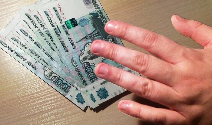 Друг похитил ужителя Усолья 420тысяч рублей