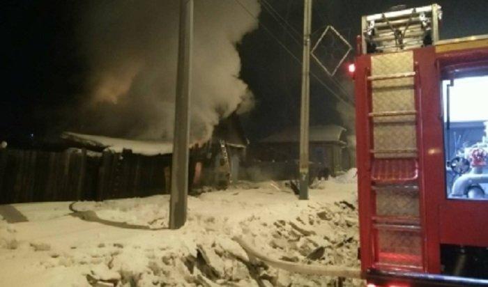 Две одинокие пожилые женщины погибли напожарах вИркутской области засутки