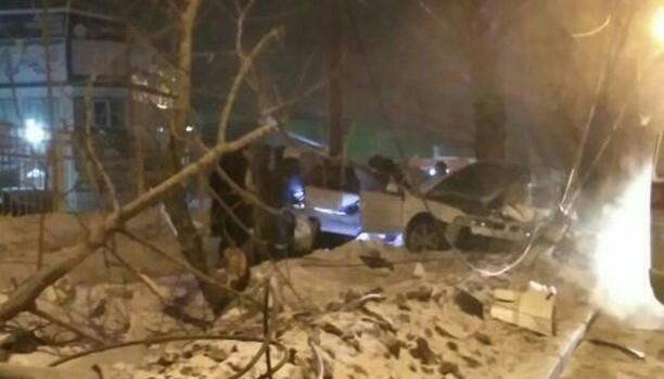 В Иркутске на улице Трактовой произошла смертельная авария