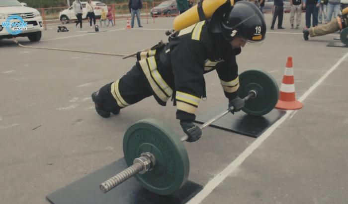 Международные соревнования попожарно-спасательному многоборью состоятся вИркутске 29апреля