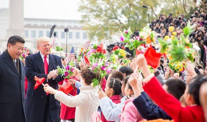 «Ядерный чемоданчик» Трампа стал причиной драки в Китае