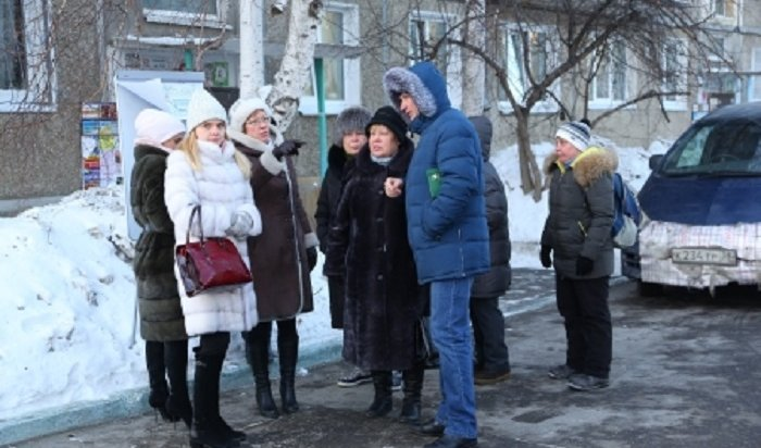 ВСвердловском округе Иркутска планируют отремонтировать 42двора в2018году