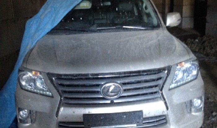 ВПриангарье осудили группировку угонщиков элитных автомобилей