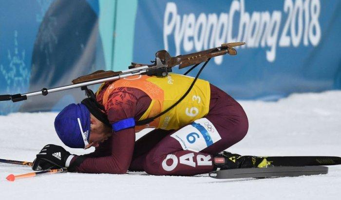 Россия впервые в истории осталась без олимпийских наград в биатлоне