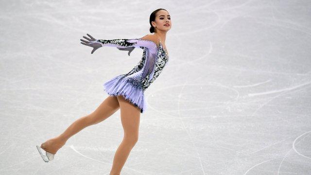 Российская фигуристка Загитова побила мировой рекорд Медведевой