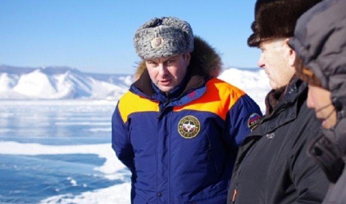 Дорогу польду Байкала между Листвянкой иБольшими Котами признали небезопасной