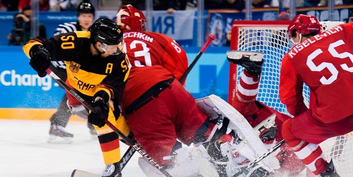 Сборная России похоккею завоевала золото Олимпийских Игр-2018