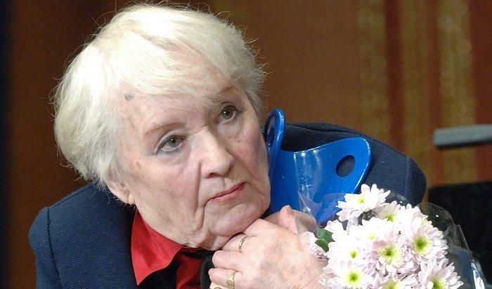ВМоскве умерла 102-летняя народная артистка СССР Татьяна Карпова