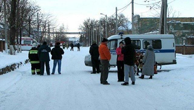 В Таганроге мужчина подорвал себя в жилом доме